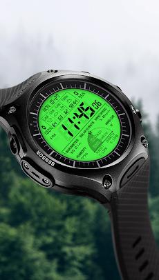 F03 WatchFace for LG G Watch Rのおすすめ画像5