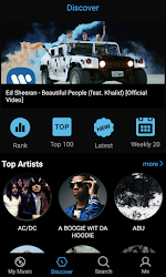 Free Music:offline music&mp3 player download free .APK Preview 1