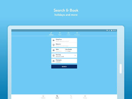 TUI Holidays & Travel App: Hotels, Flights, Cruise modavailable screenshots 6