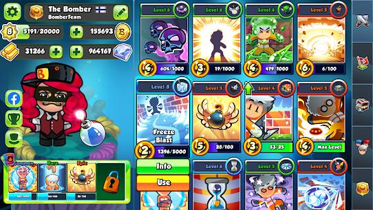 Bomber Friends Apk Mod , Bomber Friends Apk Mod Unlimited Money 1
