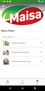 Maisa Foods 2.0.1 Mod + Data for Android 2