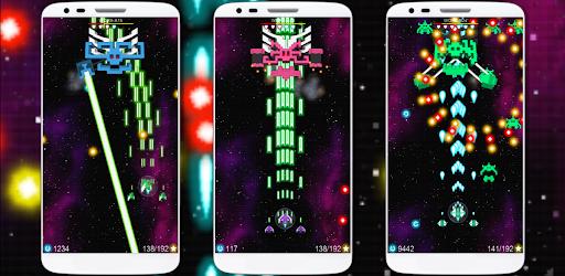 Screenshot of Spaceship Wargame 4