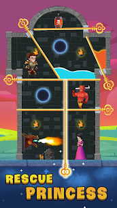 Hero Pin: Rescue Princess 9