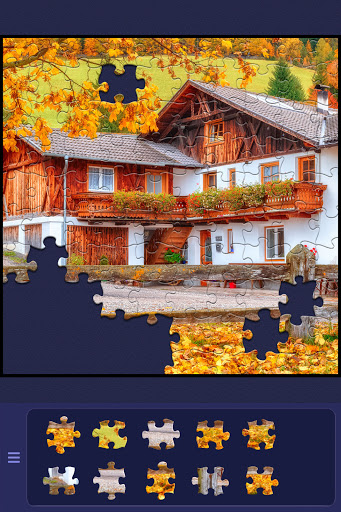 ColorPlanetu00ae Jigsaw Puzzle HD Classic Games Free apkpoly screenshots 16
