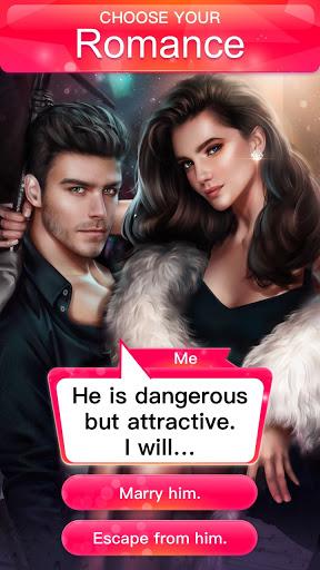 Code Triche Fancy Love: Interactive Romance Game (Astuce) APK MOD screenshots 5