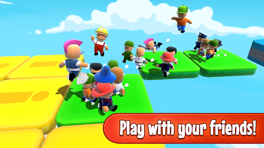 Stumble Guys: Multiplayer Royale Mod Apk (Unlocked Skins) 1