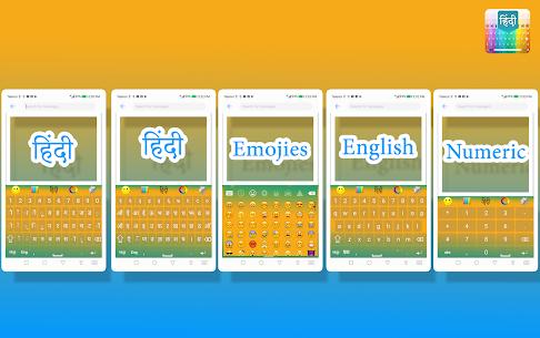 Fast Hindi English keyboard 27.29.11.10.20 Mod Android Updated 2