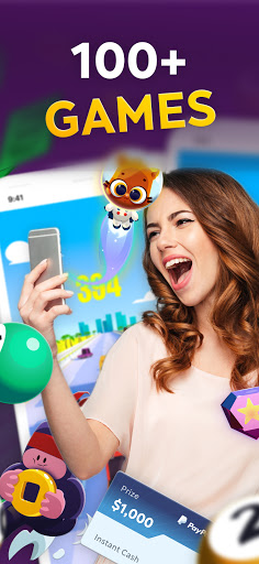 GAMEE Prizes - Play Free Games, WIN REAL CASH! 4.10.1 screenshots 2