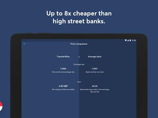 TransferWise Money Transfer 6.2.3 Screenshots 8
