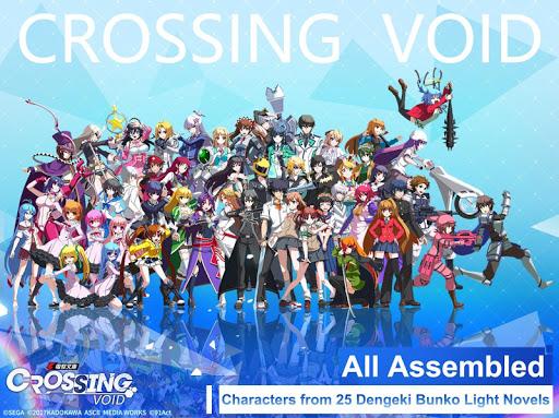 Dengeki Bunko: Crossing Void 3.0.1 screenshots 15