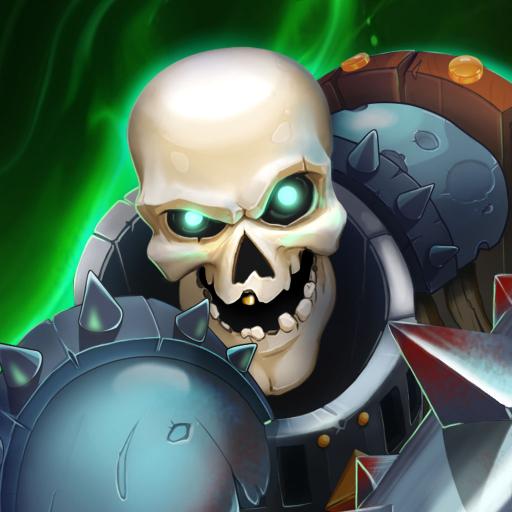 Spooky Wars - Battle Castle Defense Strategy Game