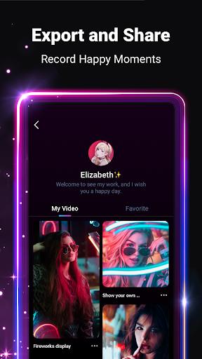 Vibe: Music Video Maker, Effect, No Skill Need 0.5.2 Screenshots 4