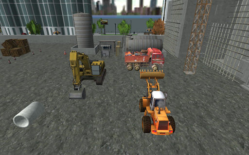 Construction Dump Truck  screenshots 6
