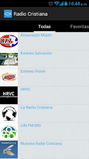 Christian Radio - Christian music and preaching