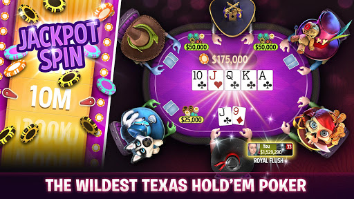 Governor of Poker 3 - Texas Holdem With Friends 7.4.1 screenshots 1