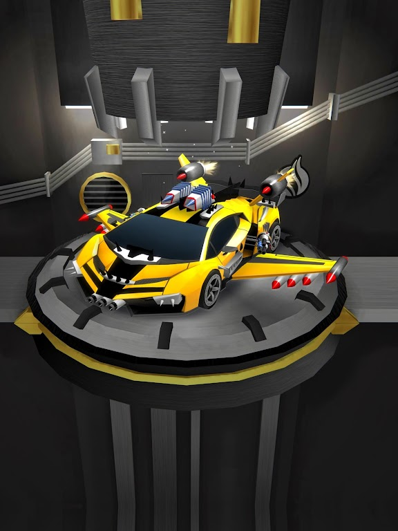 Chaos Road: Combat Racing poster 17