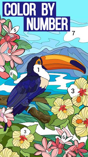 Happy Coloru2122 u2013 Color by Number. Coloring games. 2.9.0 Screenshots 15