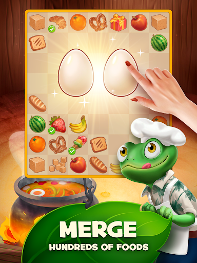 Merge Inn - Tasty Match Puzzle Game  Pc-softi 7