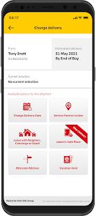 DHL Express Mobile 2.6.0 Screenshots 3