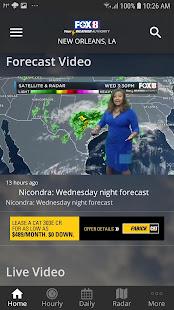 FOX 8 Weather 5.3.702 Screenshots 4