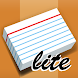 Flashcards Deluxe Lite - Androidアプリ