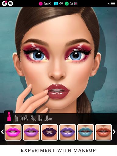 GLAMM'D - Style & Fashion Dress Up Game apktram screenshots 14