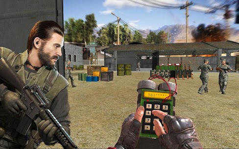 Unknown Modern Commando Action Game Game Hack Android and iOS 4