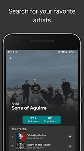 Partify - Collaborative Playback in Spotify Screenshot