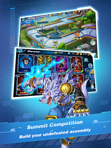 Digimonuff1aUltimate Evolution 1.0.12 screenshots 8