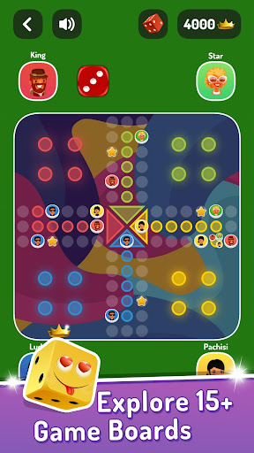 Ludo Parchis: Classic Parchisi Board Game 2.0.38 Screenshots 2