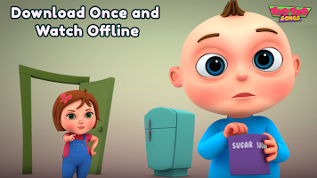 Videogyan TooToo Songs - Kids Fun Songs & Learning