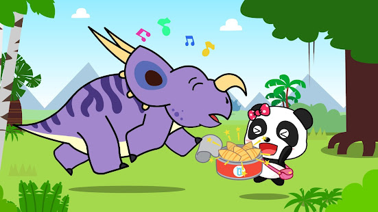 Baby Panda's Dinosaur Planet 8.57.00.00 screenshots 4
