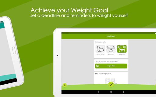 Weight Diary - Weight Loss Tracker, BMI, Body Fat 3.6.0.1 Screenshots 11