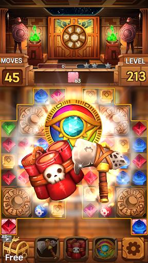 Legend of Magical Jewels: Empire puzzle 1.0.6 screenshots 4