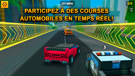 Code Triche Block City Wars: Pixel Shooter with Battle Royale (Astuce) APK MOD screenshots 3