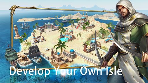 Age Of Pirates : Ocean Empire 1.2.1 screenshots 5