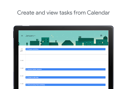 Google Tasks: Any Task, Any Goal. Get Things Done Screenshot