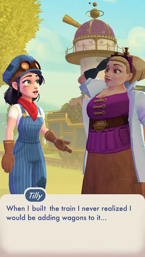 Text Express - A Word Adventure  screenshots 3