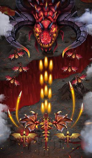 Dragon shooter - Dragon war - Arcade shooting game  screenshots 3