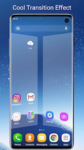 S7/S8/S9 Launcher for Galaxy S/A/J/C, S9 theme MOD (Premium) 4