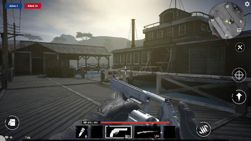 Wild West Survival: Zombie Shooter. FPS Shooting 1.1.11 screenshots 2