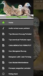 Kicau Perkutut Lokal Terbaru Offline 1.7 Download Mod Apk 2