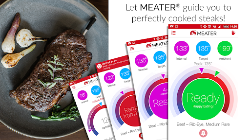 MEATERu00ae Smart Meat Thermometer 2.3.0 Screenshots 3