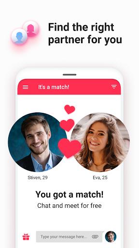 Dating and Chat - SweetMeet  screenshots 1