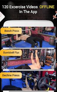 Pro Gym Workout (Gym Workouts & Fitness) 5.4 Screenshots 20