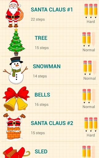 How to Draw Christmas Apk 1