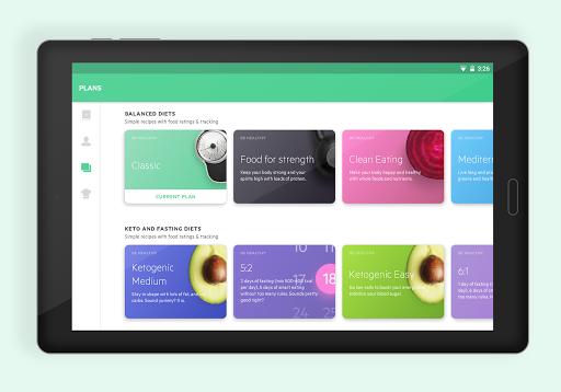 Lifesum - Diet Plan, Macro Calculator & Food Diary android2mod screenshots 9