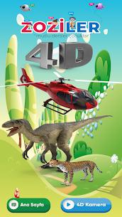 Zoziler 4D Eğlence Apk Son Sürüm 2021 3