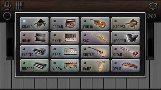 My Piano - Record & Play 4.3 Screenshots 20