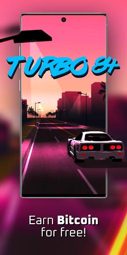 Turbo 84 ⚡ Earn Real Bitcoin modiapk screenshots 1
